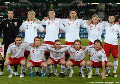 Denmark National Football Team Euro 2012 Danish Hd Desktop Wallpaper