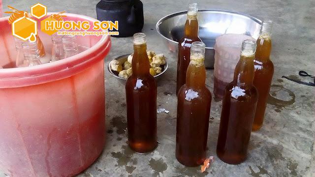 Bán mật ong rừng 100% - 15