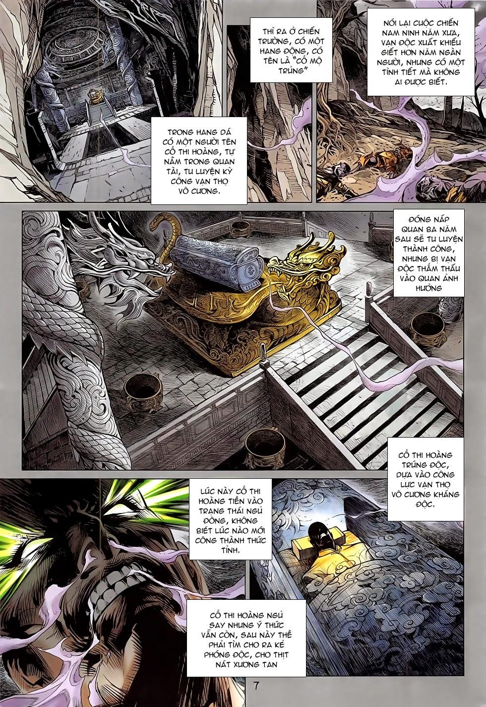 Tân Tác Long Hổ Môn chap 783 Trang 7 - Mangak.info
