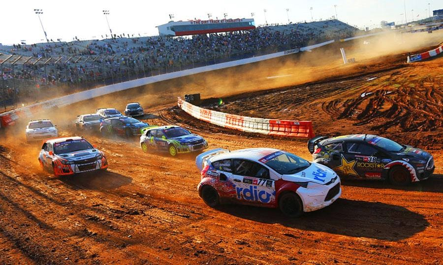 Official nascar members club for Charlotte motor speedway dirt track