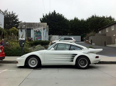 1984 Porsche Gemballa Avalanche.