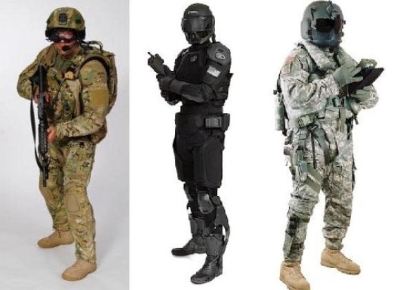 Seragam Militer Buatan Anak Bangsa Diakui Dunia