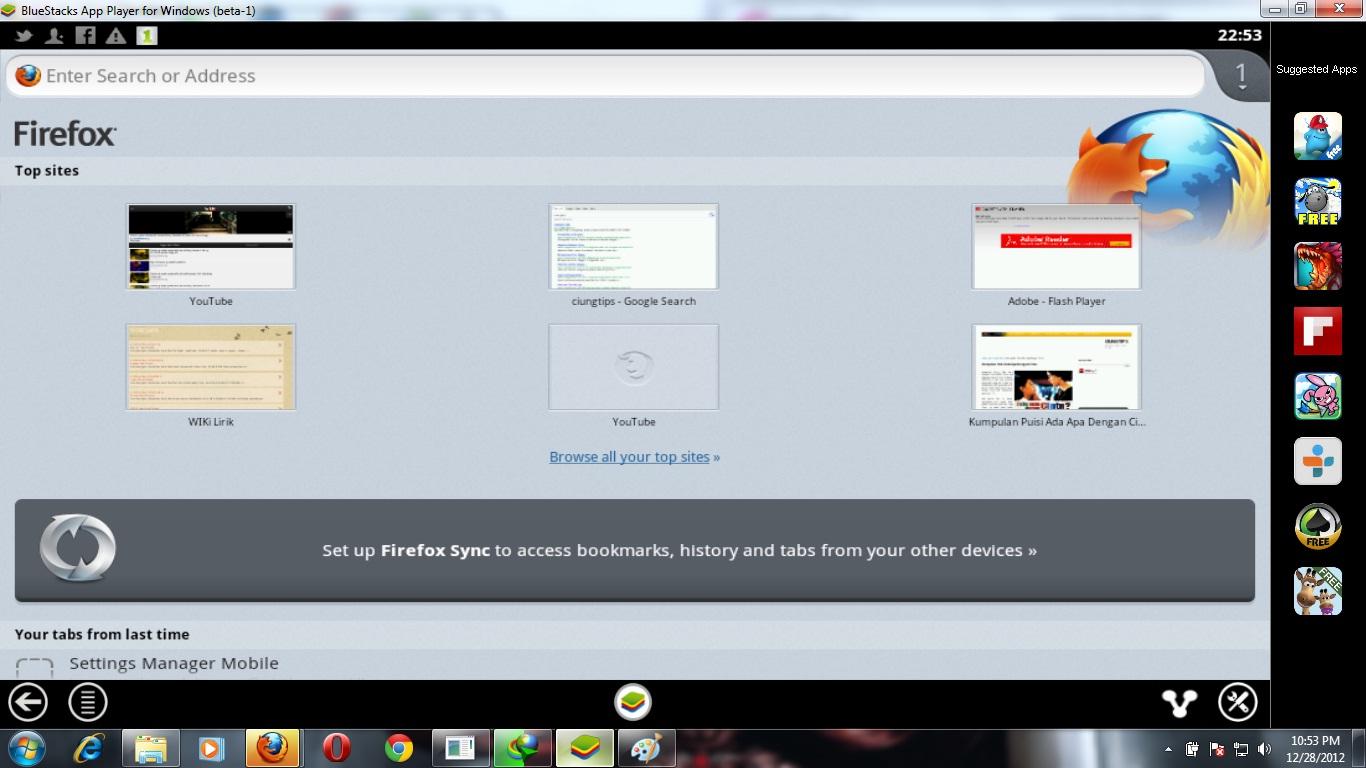 Cara Instal Emulator Android di PC/Laptop  Ciung Tips ™