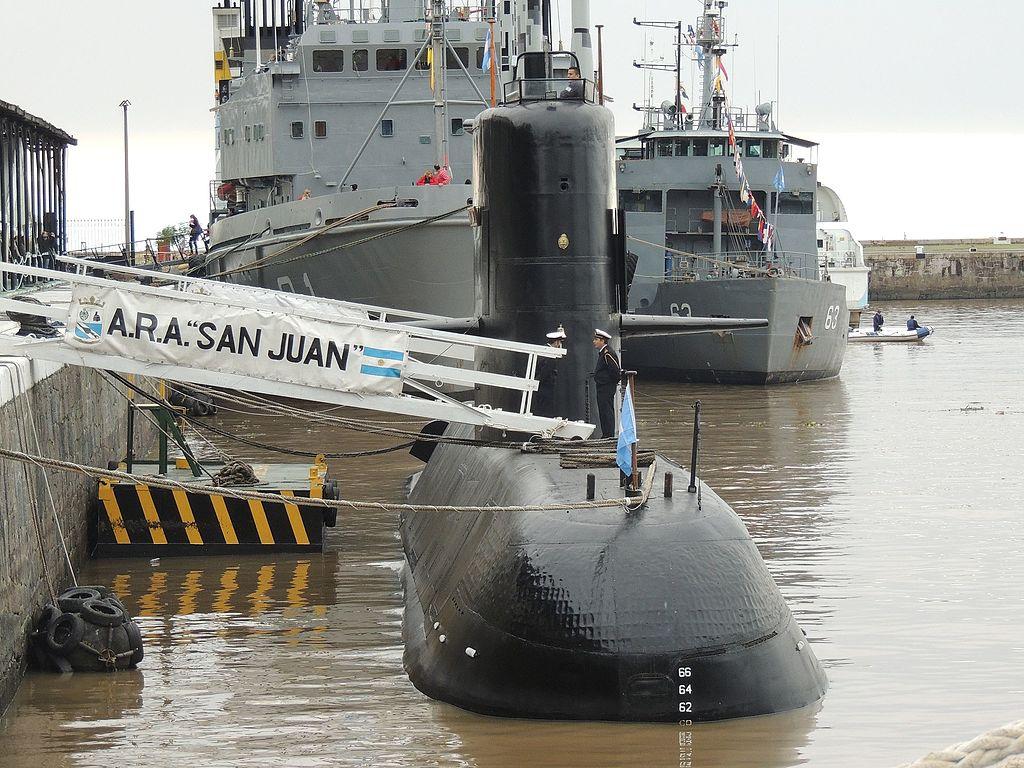 "Submarino ARA ""San Juan"""