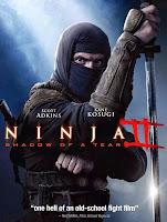 descargar JNinja II: La venganza del guerrero gratis, Ninja II: La venganza del guerrero online
