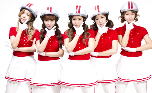 Crayon Pop's 'Bar Bar Bar' one of the shortest songs to reach TOP 1 on a music chart!