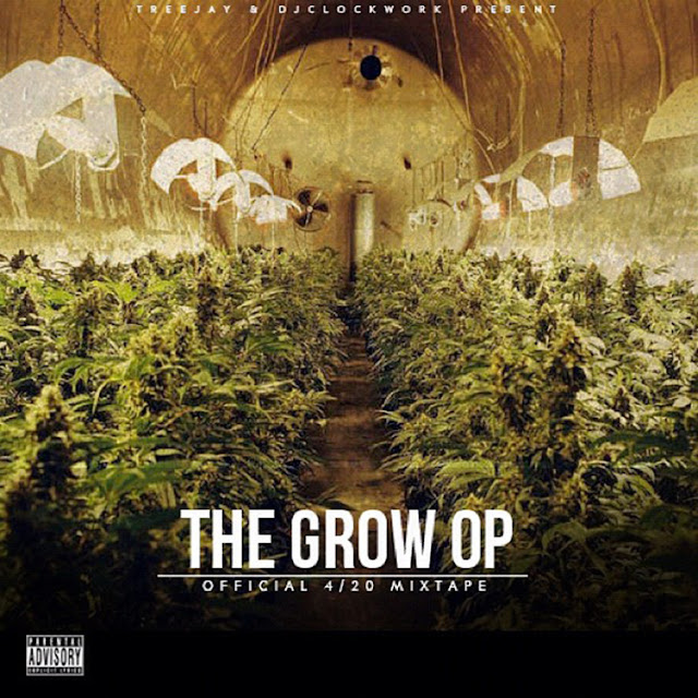 "0f5f22e089db11e192e91231381b3d7a 7 TreeJay & DJ Clockwork Present ""The Grow Op"" Plus THC Lookbook 4/20 Post"
