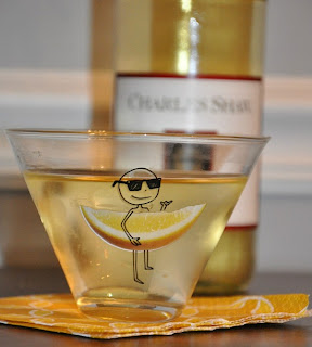 two buck chuck charles shaw pinot grigio oliver martini glass