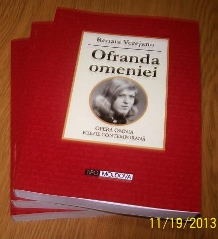 OFRANDA OMENIEI
