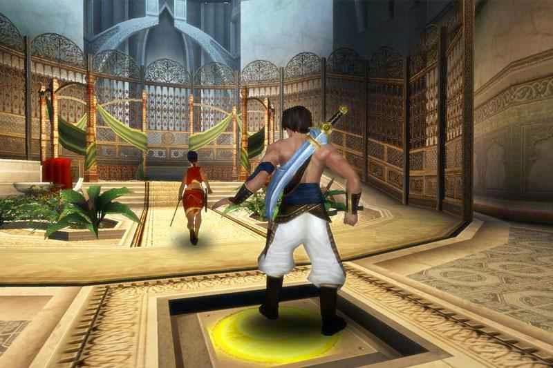 Principe de Persia Las Arenas Del tiempo