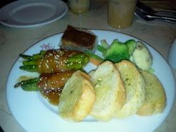 Asparagus Gourmet @ Figaro