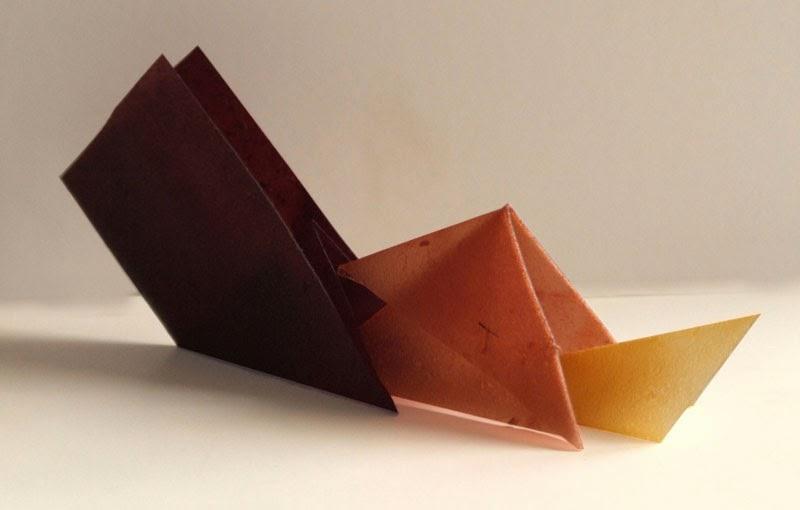papel comestible Eat-me, Delphine Huguet