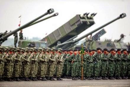 Fakta Unik - Inilah 5 Negara Yang Tidak Memiliki Angkatan Militer