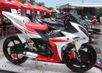Dengan melihat kumpulan modifikasi motor Yamaha Jupiter MX ini  title=