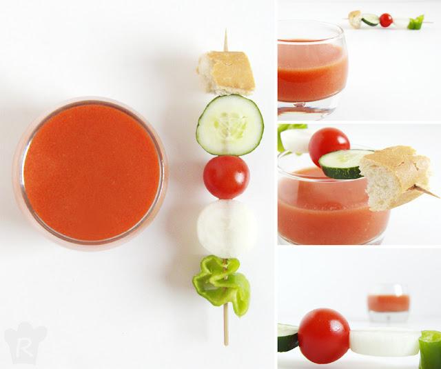 Gazpacho (andaluz)