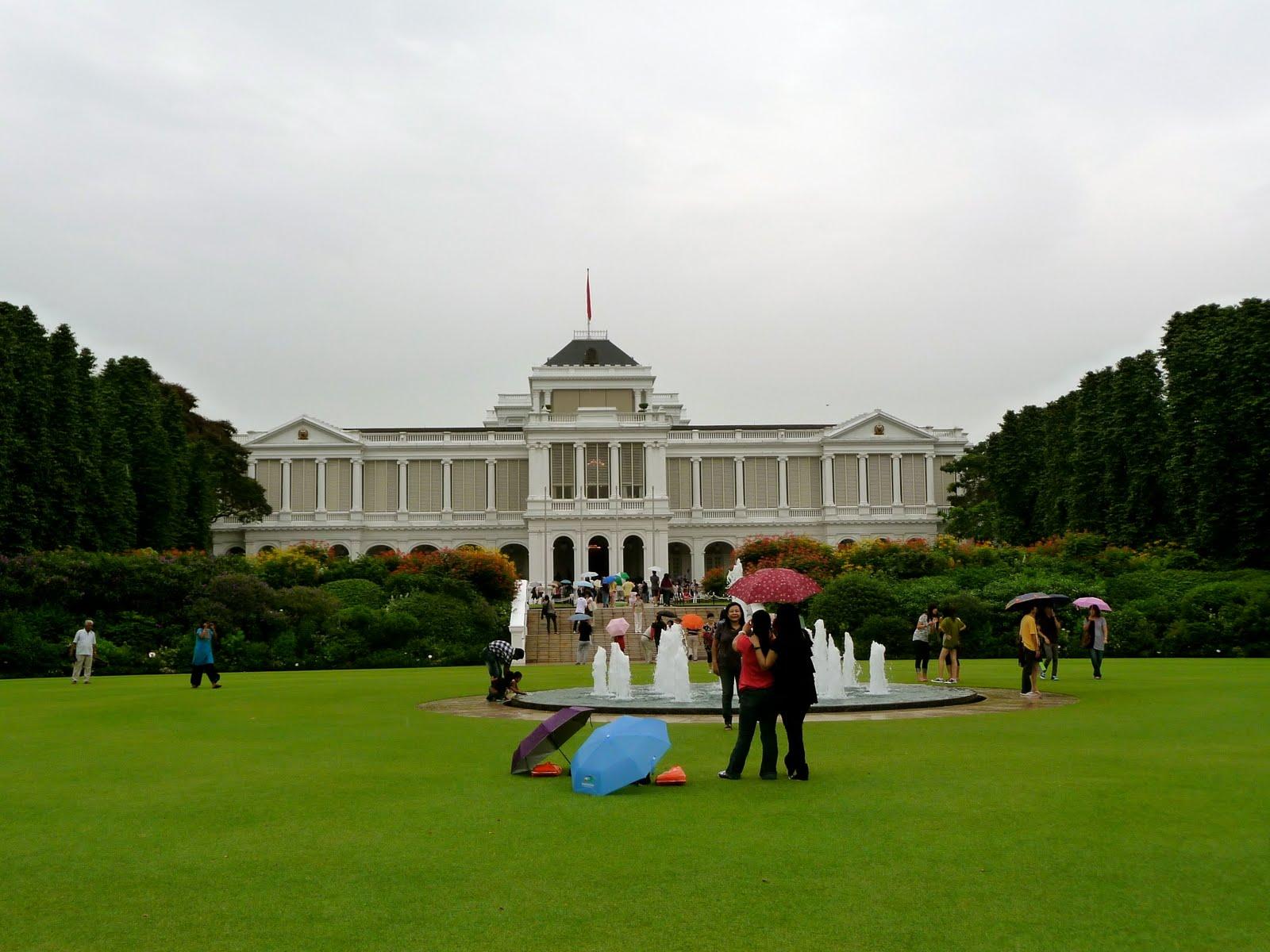 Good Home Ideas: ISTANA OPEN HOUSE 2011