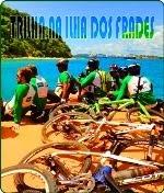 Trilha na llha dos Frades com Pojuca Bikers