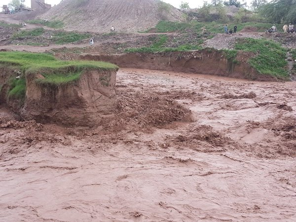 Record rainfall ever seen in a 24 hour period kill another 50 in Pakistan