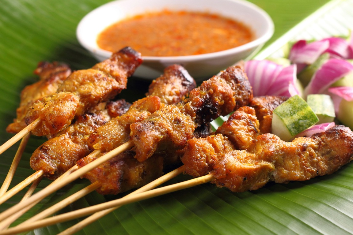 Indonesian food festival at nostalgia dining lounge from for Canape jakarta