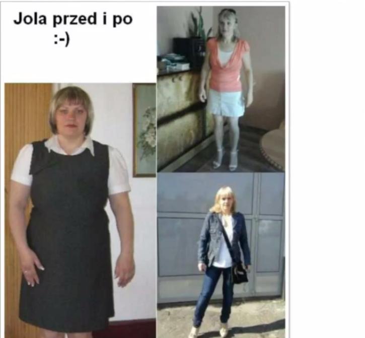 Osoba, która schudła 26kg dzięki koktajlom Wellness by Oriflame