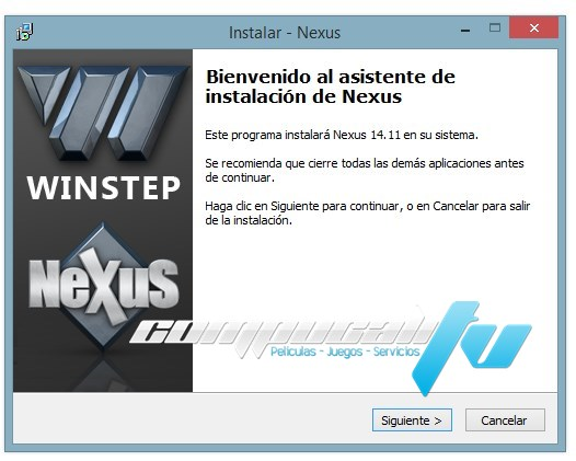 Winstep Nexus 14.1 Final Español Barra Dock