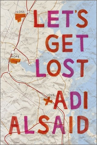 Let's Get Lost book cover