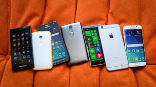 Tips memilih ponsel baru