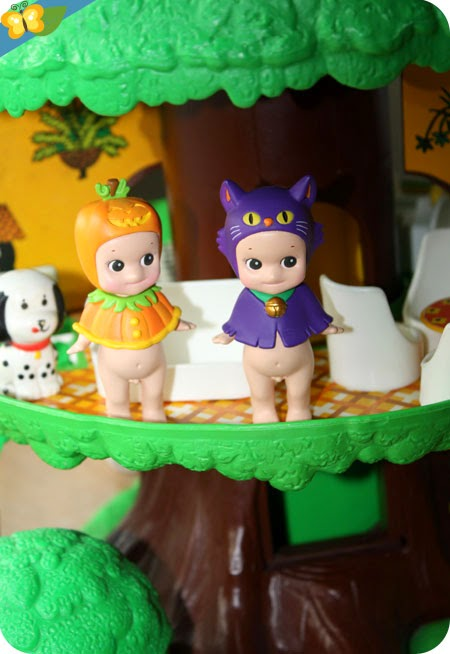 Figurines Sonny Angel de la série Halloween