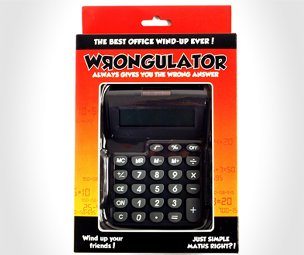 The Wrongulator