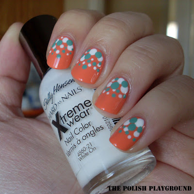 The Nail Challenge Collaborative - Pastels Week 3