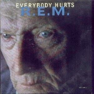 Everybody Hurts - capa original do single