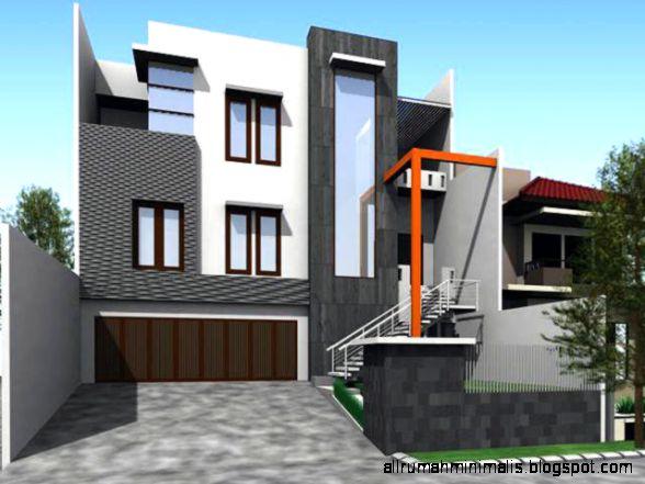 Contoh Gambar Rumah Minimalis   Gambar Minimalis 2014