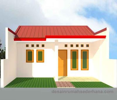 Gambar Desain Renovasi Rumah Type 21,60 KPR-BTN 03