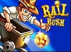 Rail Rush Worlds Arcade Game