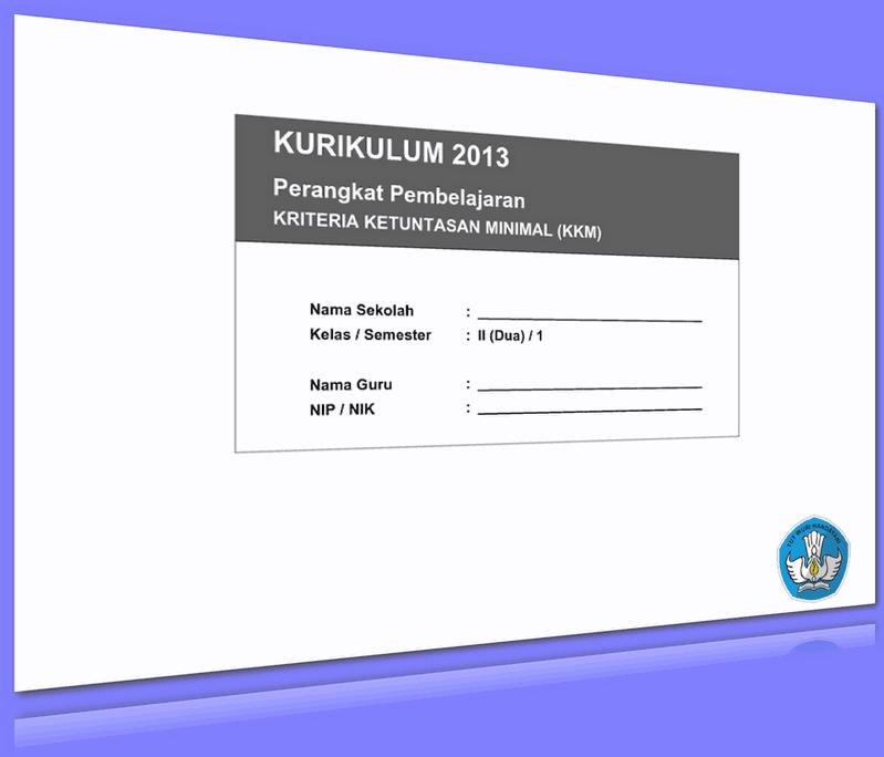 KKM KELAS 2 KURIKULUM 2013 UPDATE 2016