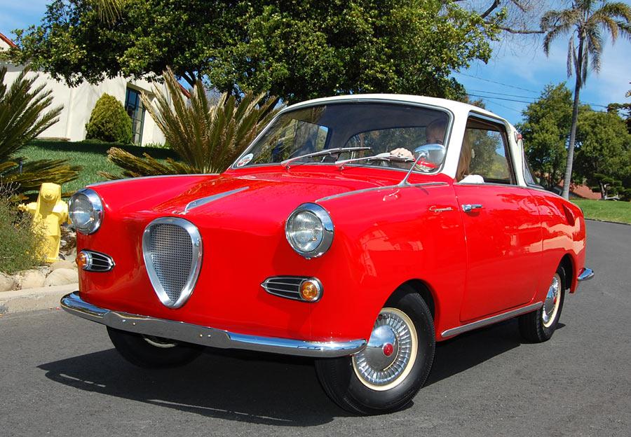 Damn Cool Cars 1959 Goggomobil Ts 250 Coupe