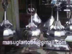 produk kubah masjid