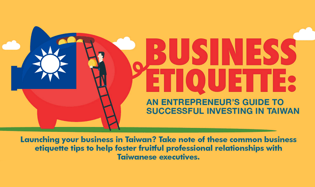 Business Etiquette: An entrepreneur's guide to successful investing in Taiwan