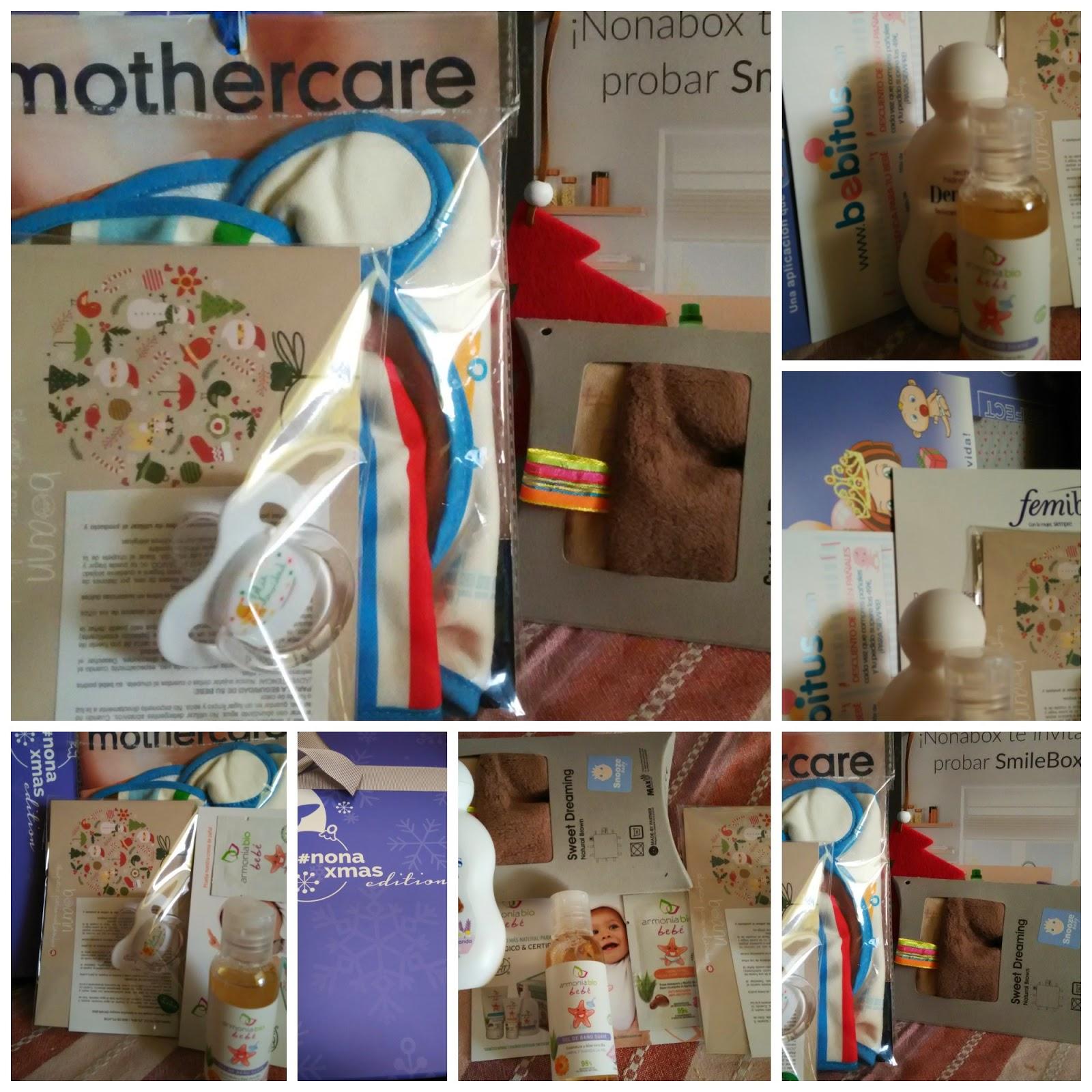 regalos bebés navidad mamás recientes