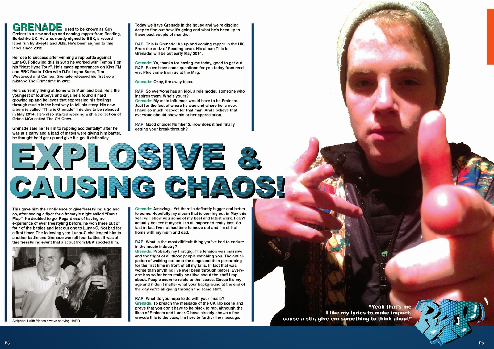 AS Media Studies   Coursework blog  Analysis of other magazine s     It is really important that you look carefully at all elements of the magazine that you are being asked to produce to ensure that you really understand