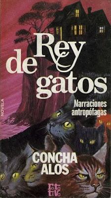 Rey de gatos, libro de Concha Alós