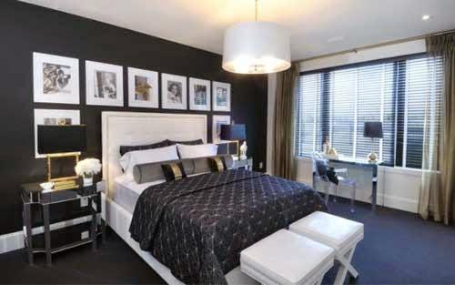 Những lưu ý khi chọn khung tranh cho phòng ngủ