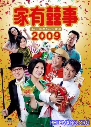 Hoa Điền Hỷ Sự - All's Well Ends Well Too (2010)