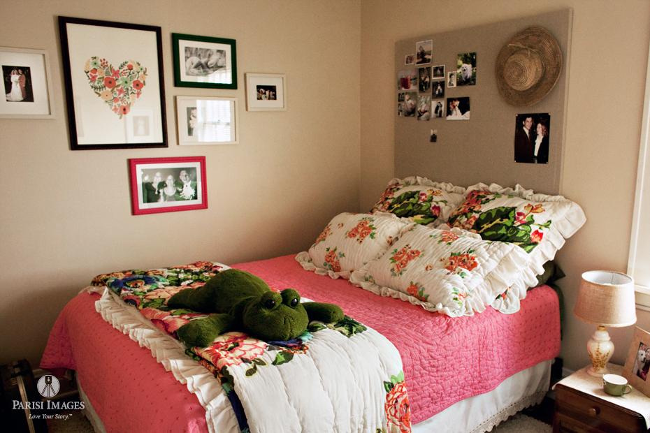 Bedroom Interior Design Anthropologie Quilt Pink This Beautiful Life Wedding Photographer Blog
