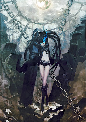 Black Rock Shooter – Episódio 07 – HDTV Legendado