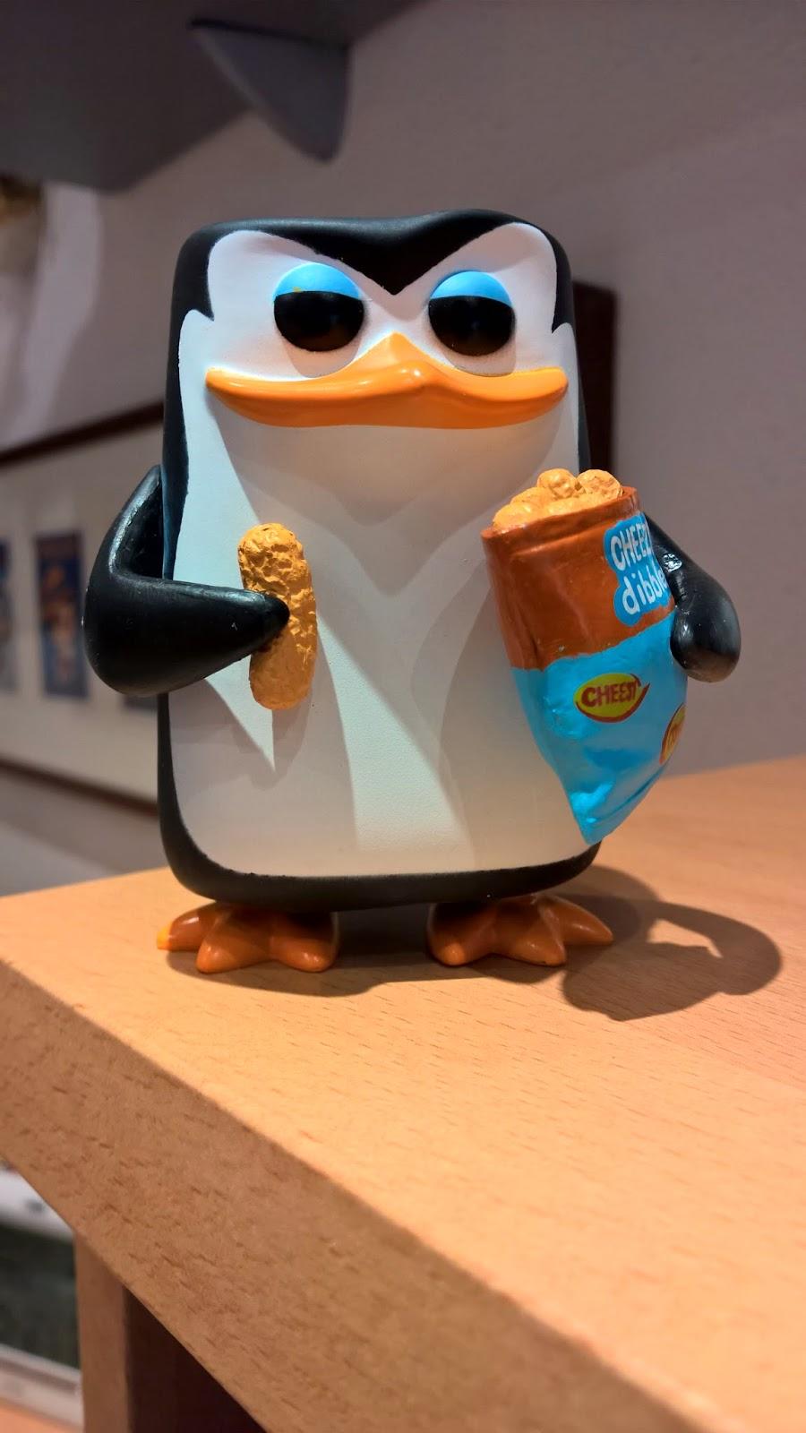 Funko Pop! Skipper - Pingüinos de madagascar