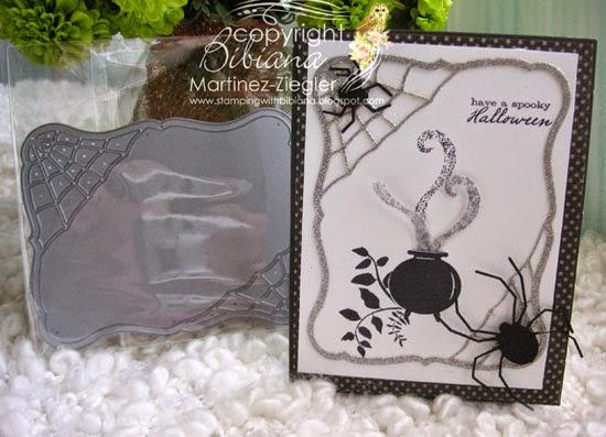 Spiderweb die