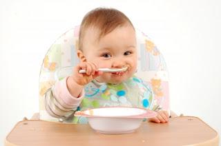 Inilah Makanan Untuk Bayi Agar Sehat