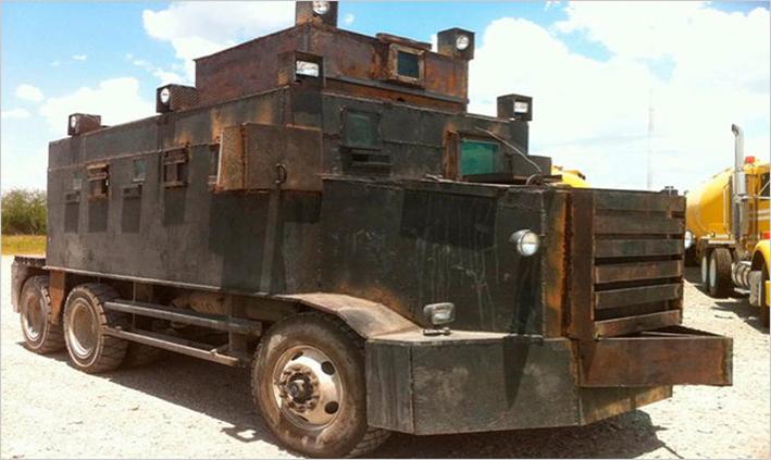 El Rincon del Armero Monster+truck