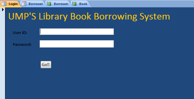 book borrowing [pic] book borrowing system in partial fulfillment of the requirements in se101 - software engineering i members: baldonado jr.